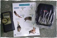 Digital Bat detector gift set(save £9.44)