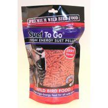 Berry suet pellets 550g
