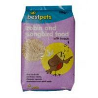Robin and songbird 15kg
