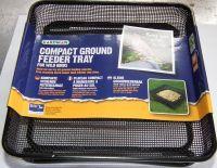 Mesh Ground Food Tray
