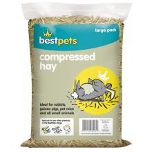 Compressed Hay