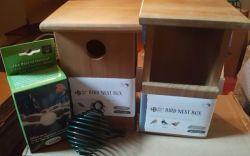 Nest box gift set