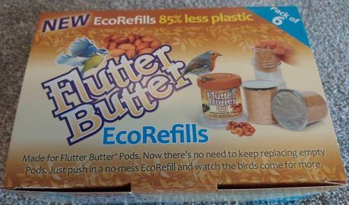 Flutter Butter pods ECO REFILLS Pack of 6