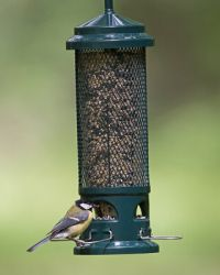 The Squirrel buster seed feeder